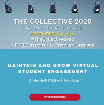 Collective 2020 maintain and grow virtual student engagement
