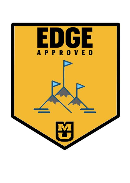 EDGE Mountains Badge