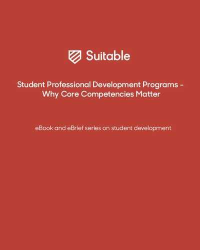 Student Professional Development Programs