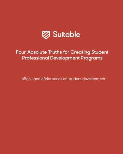 Student Professional Development Pathways