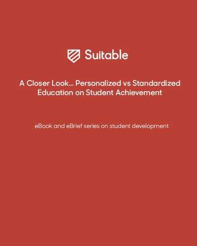 Personalized vs Standardized Education