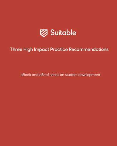 High Impact Practice Recommendations